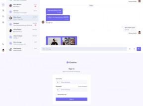 在线聊天工具ui框架模板