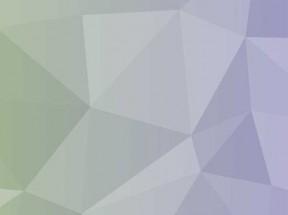 html5 canvas酷炫的菱角背景动画特效