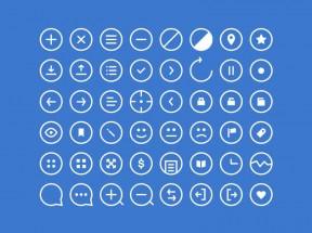 白色线性圆形的符号图标大全素材下载