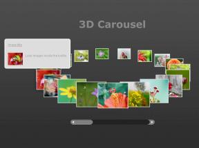jquery幻灯片插件带滚动条的圆形立体图片旋转滚动