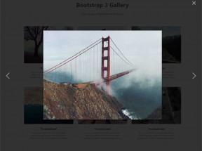 html5响应式网格图片画廊幻灯片代码