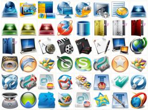 win7桌面图标素材下载_win7电脑图标素材下载png