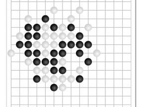 html5 canvas机器人五子棋小游戏源码