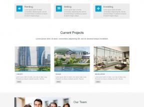 蓝色宽屏的旅游酒店预订网站模板全套下载