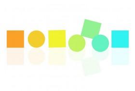 html5几何体蛇形翻滚特效