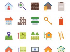 房地产销售交易图标PNG素材