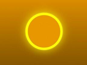 css3太阳光遮罩动画特效