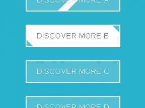 简洁的纯css3鼠标滑过按钮动画过滤样式