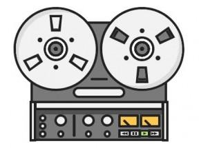 纯css3复古的收音机动画特效