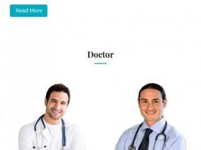 医疗健康服务app手机模板