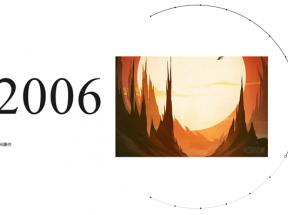 jquery svg创意的圆形时间轴动画代码