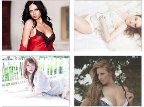 jQuery图片插件性感美女图片鼠标悬浮滑动显示全图美女