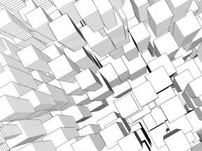 3D建筑空间动画特效