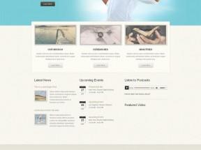 大气的html5响应式设计商务网站模板下载