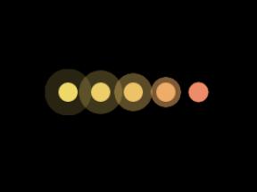 纯css3圆点加载动画特效
