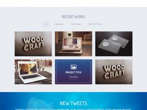 HTML5炫酷7Heaven广告设计公司介绍单页模板