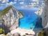 希腊扎金索斯岛海滩5K风景壁纸