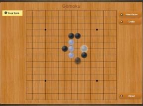 html5网页手机五子棋游戏源码下载