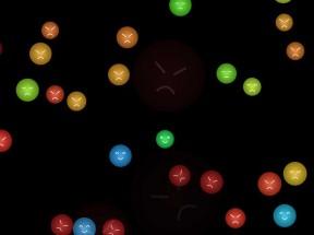 html5 canvas绘制有趣的情绪表情动画特效