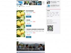 仿头条新闻资讯pc端HTML模板
