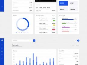 企业财务支付系统管理OA模板