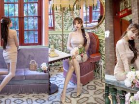 刘奕宁 美女拼图4k壁纸3840x2160
