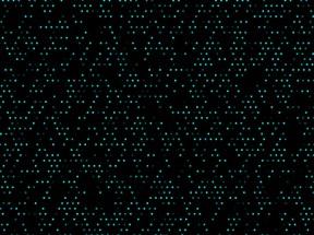 科幻的粒子闪烁动画特效