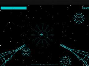 新型冠状病毒射击小游戏代码