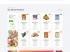 生鲜美食超市HTML5电商模板