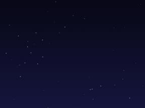 星空粒子掉落canvas背景动效