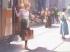 紫罗兰永恒花园 场景 街道 人物 4k动漫壁纸