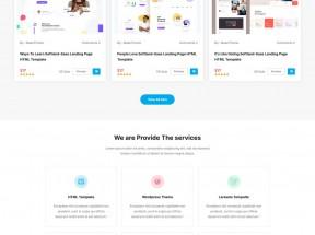 数字信息产品交易平台HTML模板