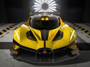 布加迪 波利德(Bugatti Bolide) 5k跑车壁纸5120x2880