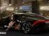 黑色超级跑车 王牌竞速 游戏美女西里4k壁纸